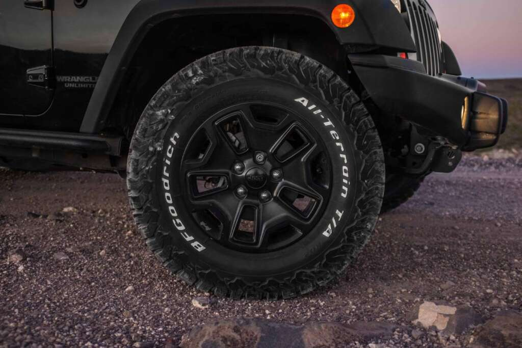 The 10 Quietest All Terrain Tires Top 10 In 2020 Reviewed